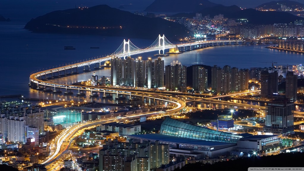 Southkorea - South Korea Attractions 2016