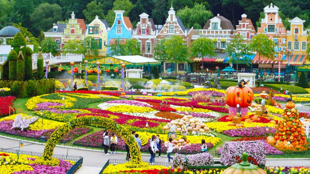 Everland - South Korea Attractions 2016