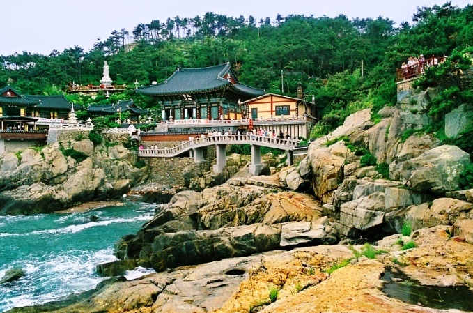 Haedong Yonggungsa - South Korea Attractions 2016