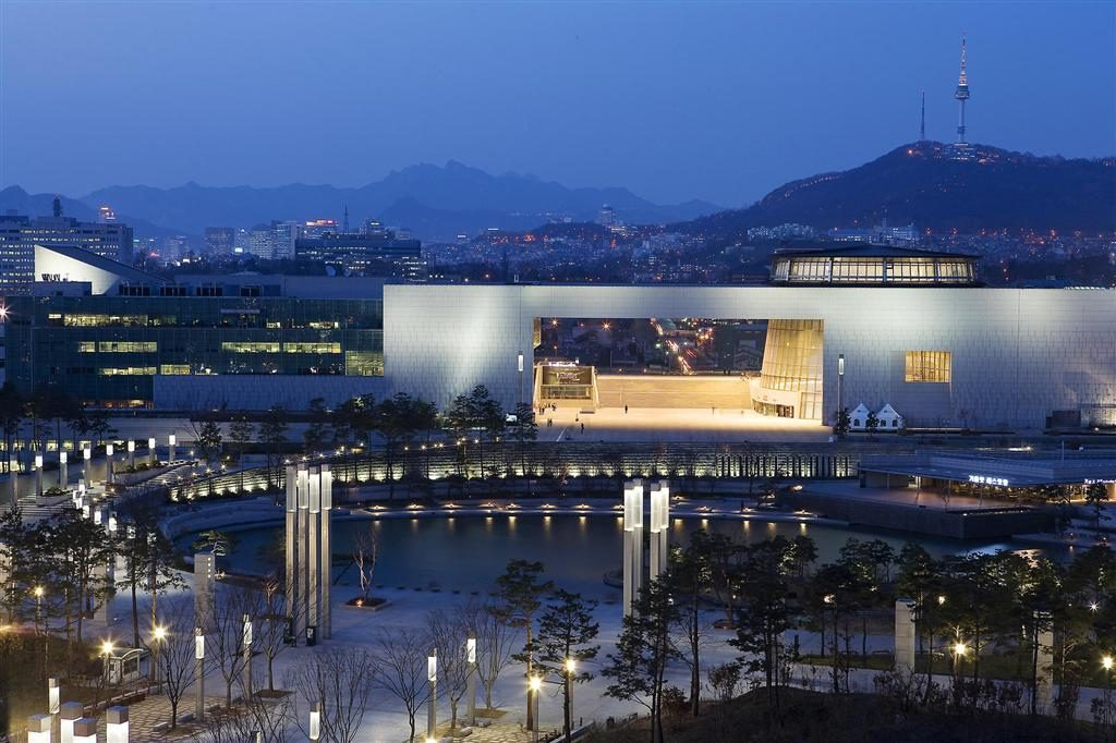 National Museum of Korea- South Korea Attractions 2016