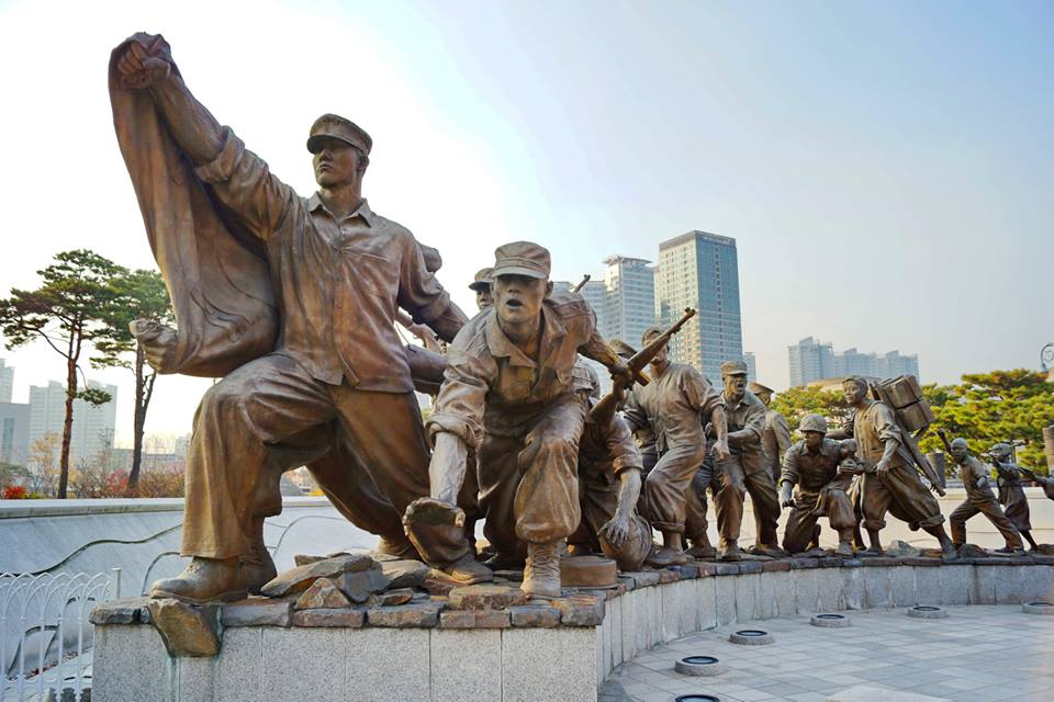War Memorial of Korea - South Korea Attractions 2016