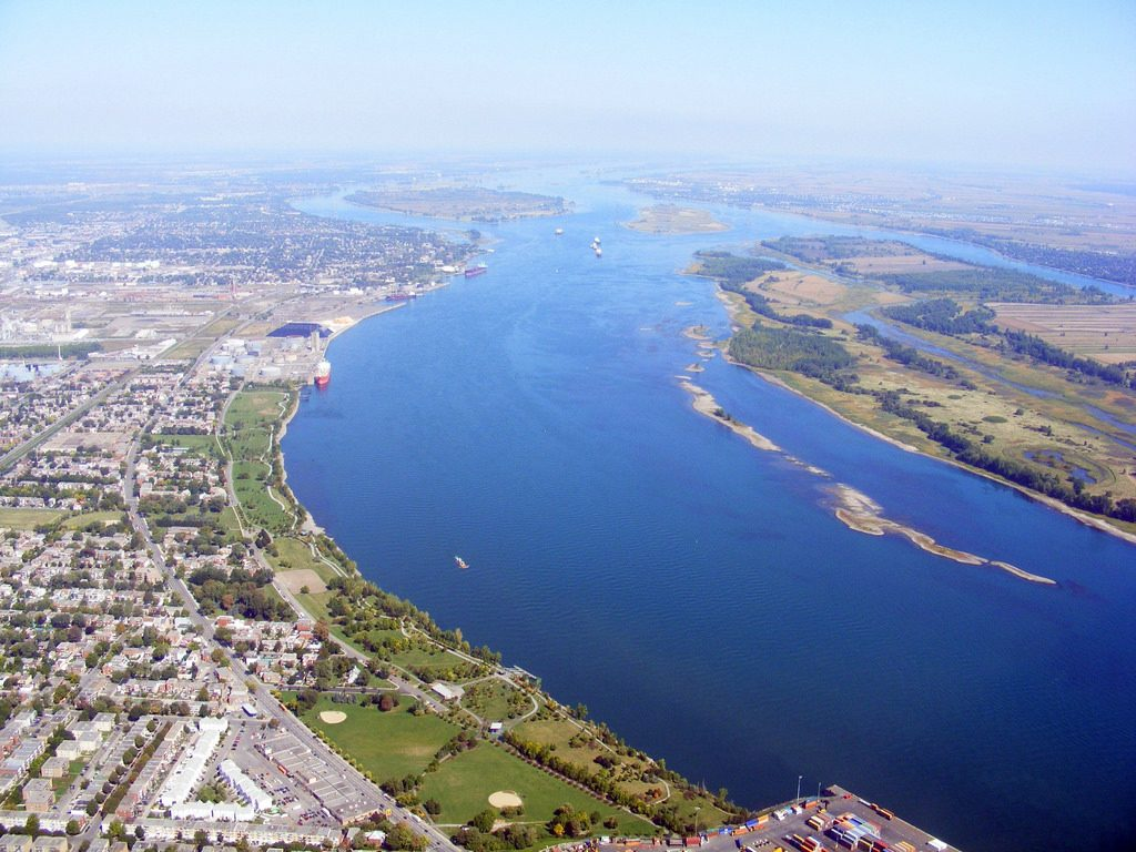 Quebec - Saint Lawrence River
