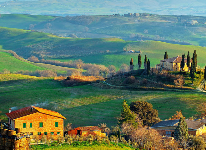 Tuscany and Umbria - Holidays in Rome ITALY