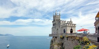 Swallow's Nest - Ukraine Travel Guide