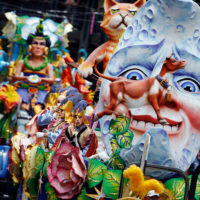 2017 Mardi Gras Parade Schedule, Traditions & History, New Orleans, Louisiana USA