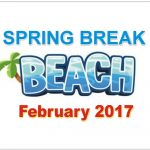 Spring Break Dates February 2017 Find Your School College University