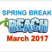 Spring Break Dates March 2017 Find Your School College University