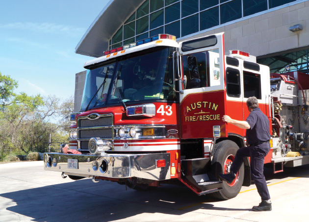 Austin city limits-fire brigade