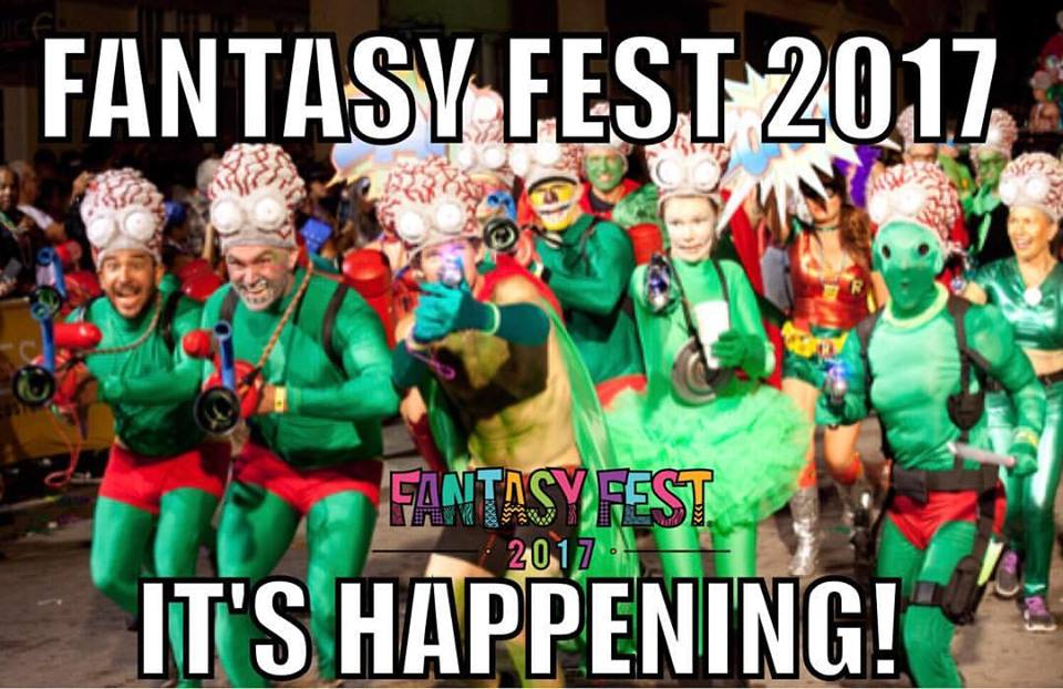 Fantasy Fest 2017- Key West, FL