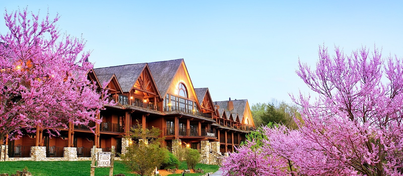 big cedar lodge spring