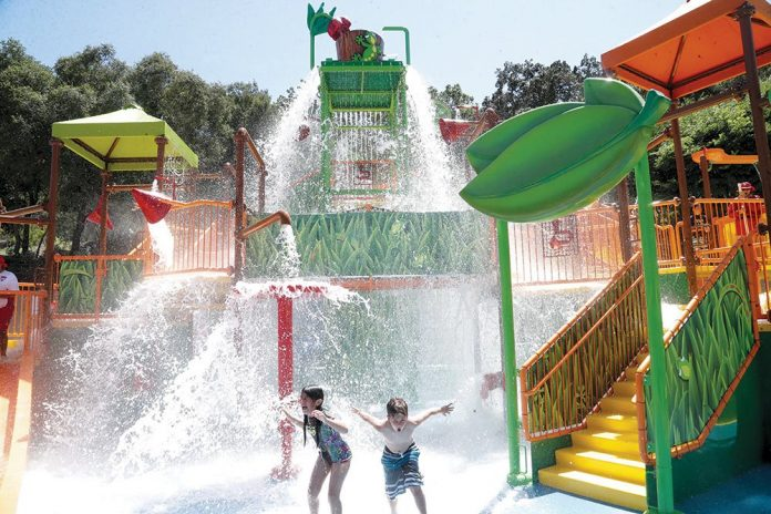 gilroy gardens water attraction