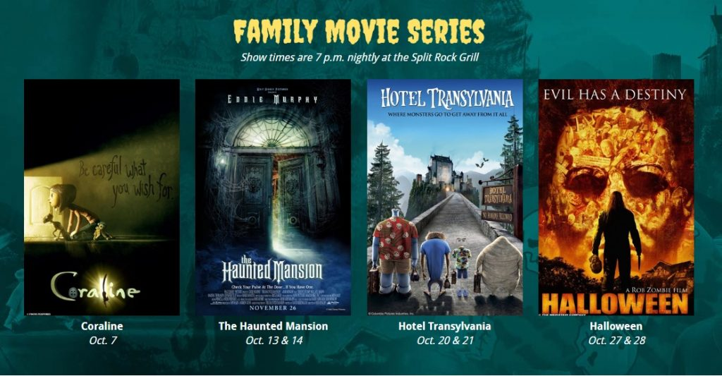 magic springs movies