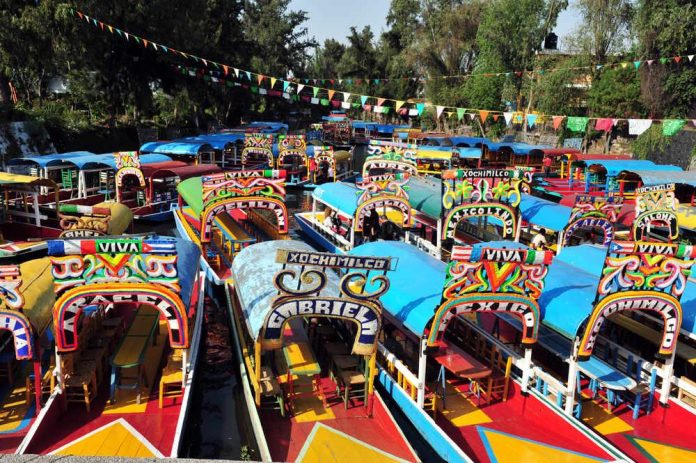 cancun xochimilco
