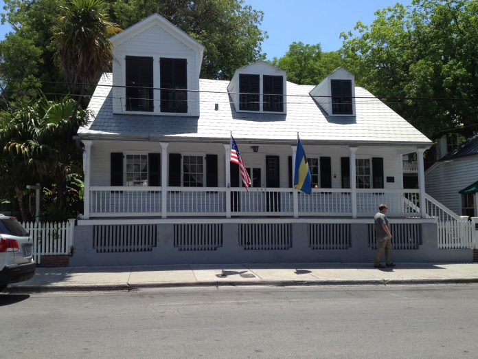 key west oldest house